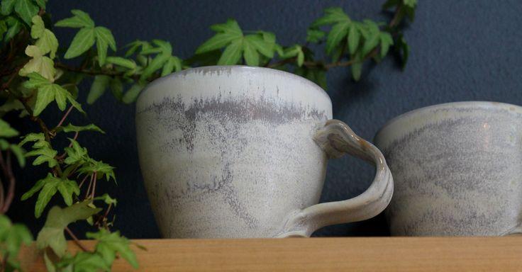Ceramic - Kim Morgan coffee mugs
