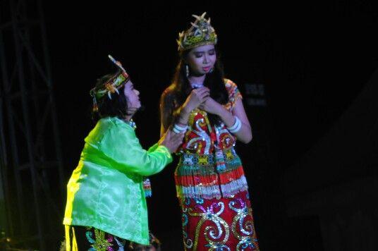 KSB seraong dalam Tarsul  Kutai Kartanegara   #jejakbudaya #cintaindonesia