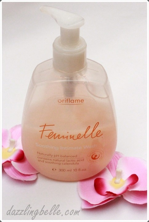 Oriflame Feminelle Soothing Intimate Wash Review