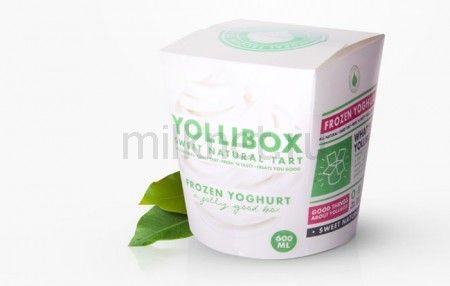 Замороженный йогурт Yollibox