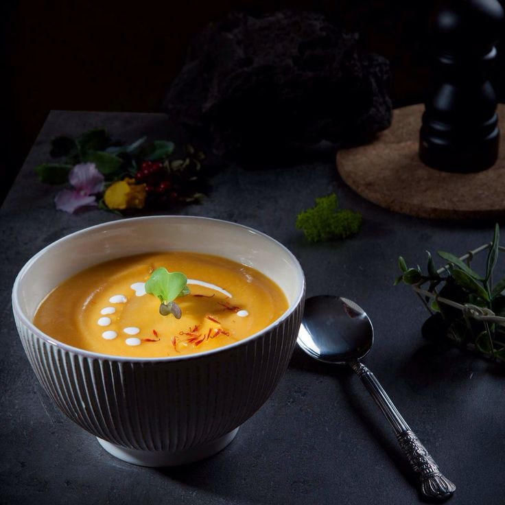 Butternut squash and anise cream #foodstyling #chefDexter #pinit #pinterest #food #porn all rights reserved