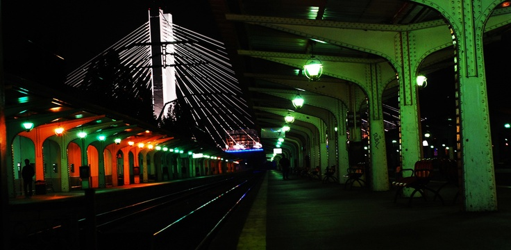 north train station