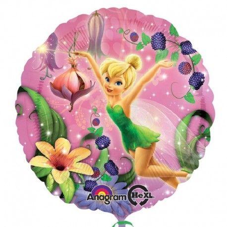 """Wyglądający bajecznie, jak przystało na balony z postaciami z bajek, Balon Dzwoneczek - Foliowy Okrągły 17"""" z Helem.  Wspaniały prezent dla dziewczynki lubiącej krainie wróżek.   Balon produkowany w USA  Sprawdźcie sami:)  PS: Balonów nie wysyłamy na odległość, jedynie odbiór osobisty  http://www.niczchin.pl/balony-foliowe-postacie-z-bajek/3100-balon-foliowy-okragly-17-dzwoneczek.html  #balondzwoneczek #postaciezbajek #balonyzhelem #balonykrakow #niczchin #krakow #prezenty"""