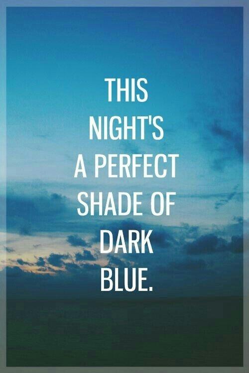 Dark Blue - Jack Mannequin