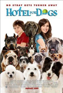 watched it - Hotel for Dogs: Two kids secretly take in stray dogs at a vacant hotel.