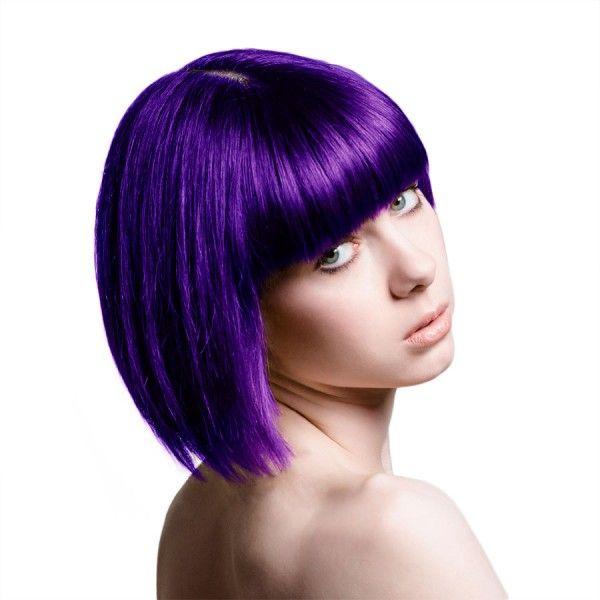 noir et mauve couleur cheveux recherche google - Coloration Violet Sur Cheveux Noir