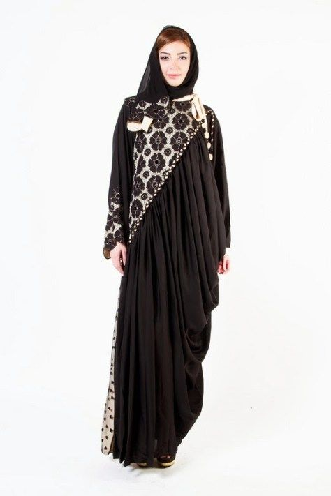Modern abaya gowns hijab designs 2017. Related PostsLatest And Famous Hijab Styles 2016 2017latest hijab outfit styles 2016 2017Muslim Girls Hijab Wedding DressesCute Jilbab Style Fashion Ideas for 2016Hijab Styles for Short Height Girls to LookLatest and New Hijab Style, Step By StepEdit Related Posts Related