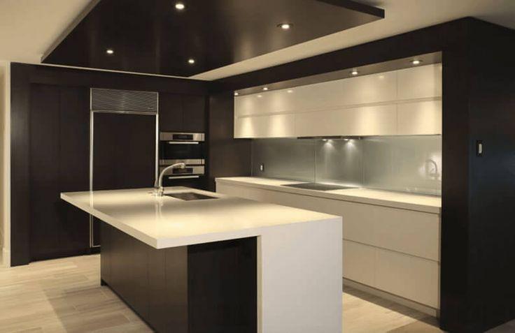 cozinha moderna americana…