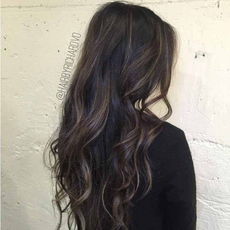 Balayage ash brown                                                       …
