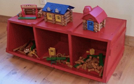 Barn Toy Box Woodworking Plans Woodworking Projects Amp Plans