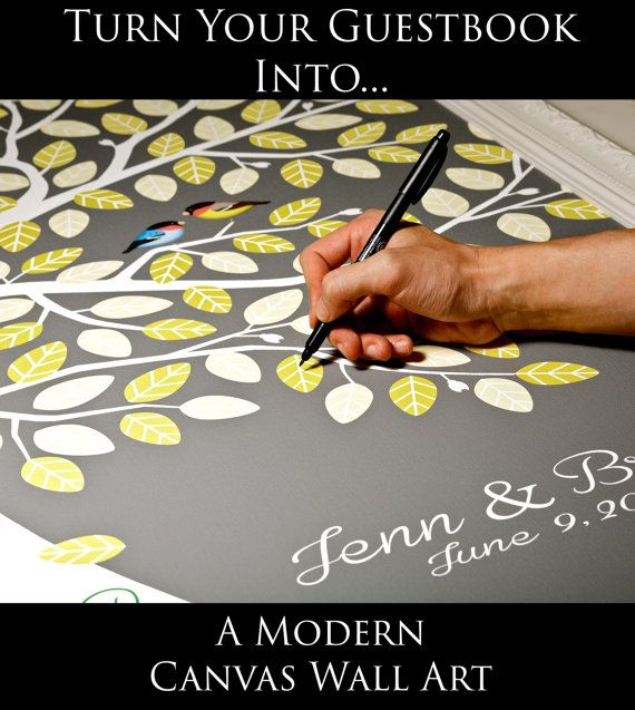 Can anyone make this for me?  :) lol Custom Wedding Guest Book Alternative  by WeddingTreeGuestbook, $64.00