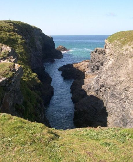 Visiting Cornwall - Beach Guide - Pepper Cove