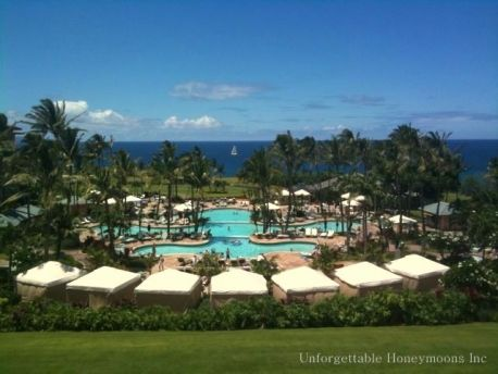 Maui all Inclusive Honeymoon Package to Ritz Carlton Kapalua, Maui Honeymoon Package from Unforgettable Honeymoons at Unforgettable Honeymoons