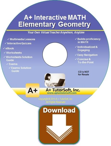 FREE Elementary Geometry – Interactive Math PC Download (Save $21.95!) Limited Time!