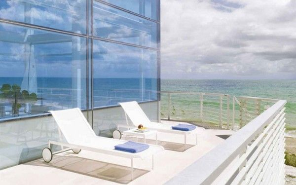 Beach Outdoor Furniture By Hughes Architects 600×375 - pictures, photos, images