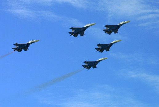 NATO intercepts 19 Russian military aircraft, fighter jets scrambled in response