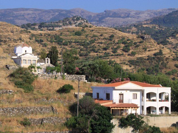 People that live past 100, love their lifestyle, total old world charm of Ikaria, Greece