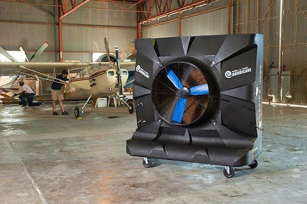 Port-A-Cool France: Portacool portable climatiseur par évaporation,