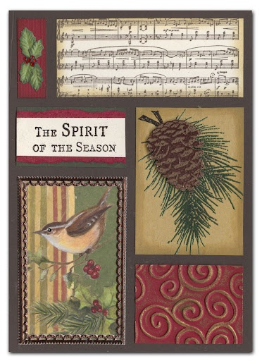 Use old cards to make this - Christmas Cards 2010 - Valerie - Picasa Web Albums