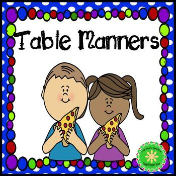 Social Skills: Table Manners