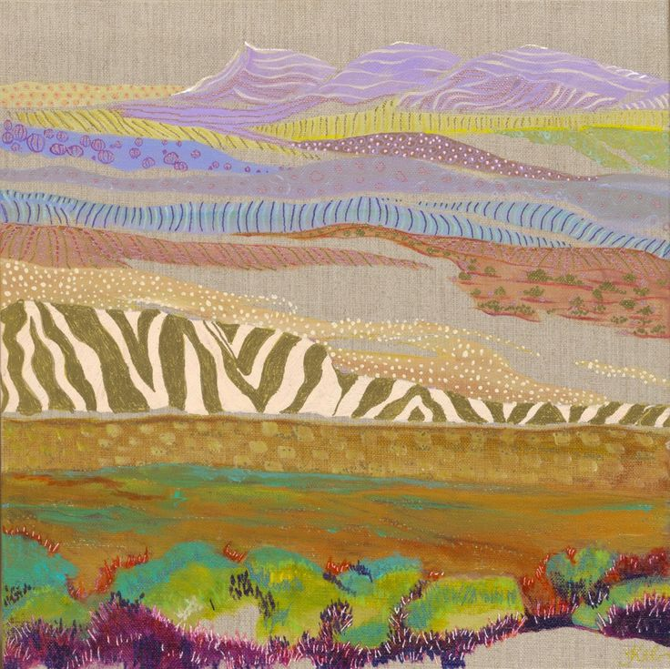 Fowlers Gap from the Shearing Shed by Kerry Candarakis | PLATFORMstore