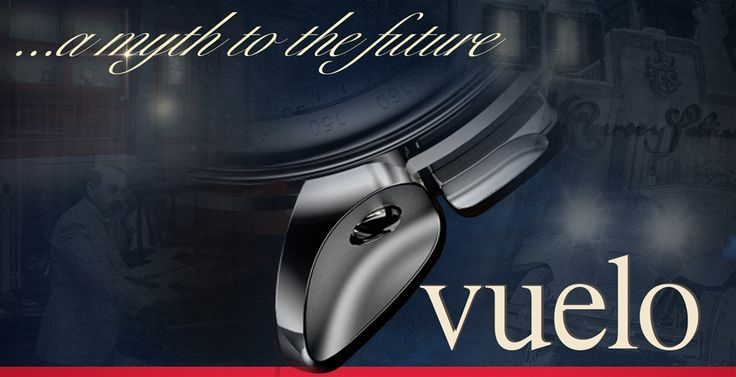 Baselworld 2015, new collection and special timepieces preview: Vuelo 'a myth to the future'