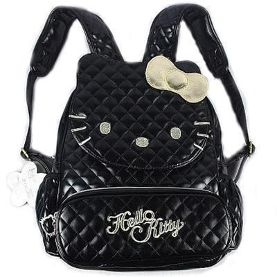 Hello Kitty Backpack. WANT! 0_o