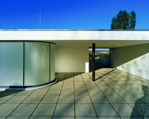 Ludwig Mies van der Rohe — Villa Tugendhat Brno, Czech Republic 1930