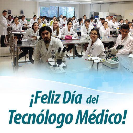 ¡Feliz día del Tecnólog@ Médico! #Umayor
