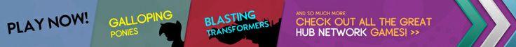 Hub Network | My Little Pony Games | Royal Invitation Designer