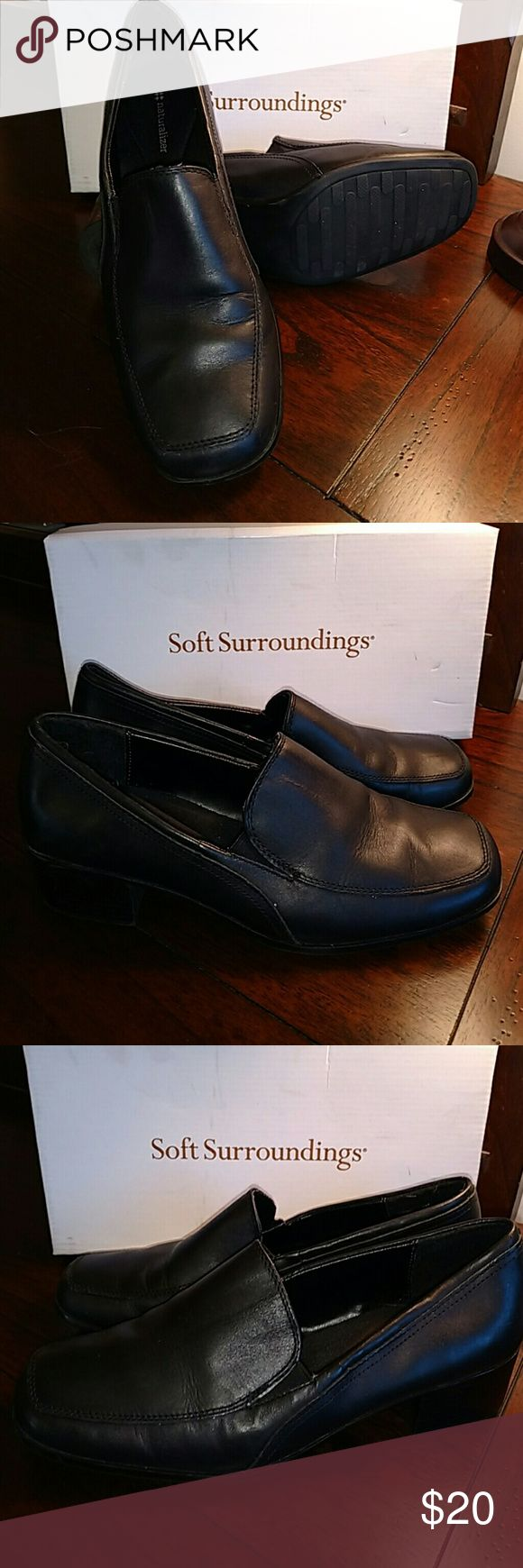Naturalizer shoes These are like new Naturalizer shoes in excellent condition. They are a size 8M Naturalizer Shoes Flats & Loafers