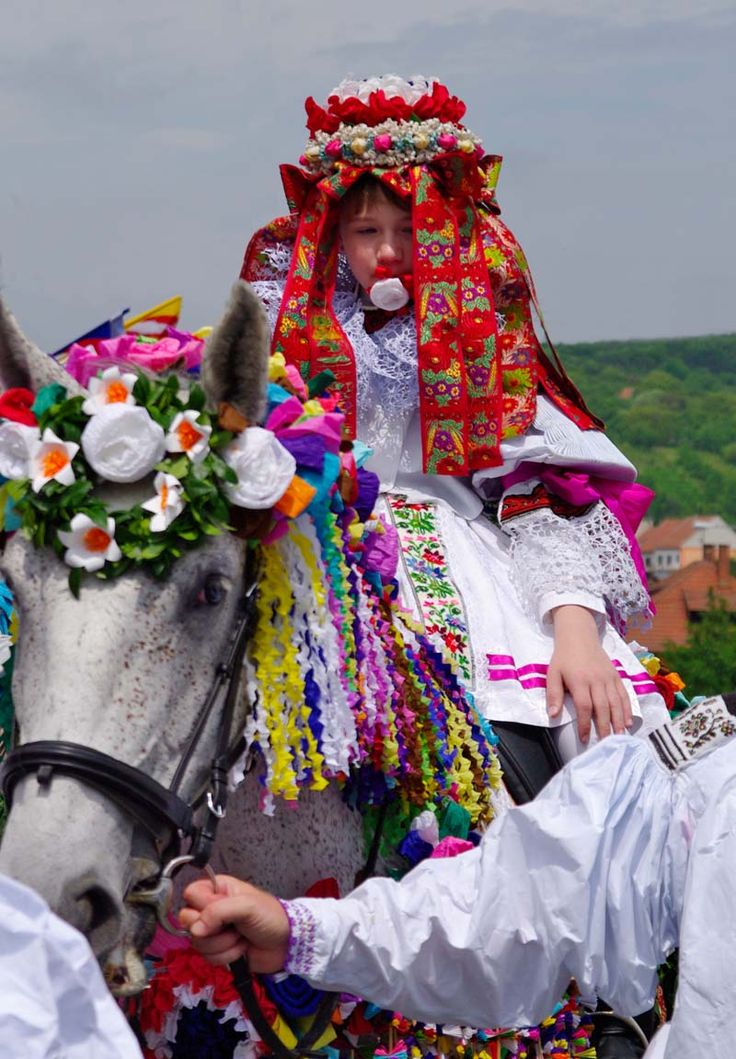 Vlcnov-Ride of the Kings is entered in the Representative List of the Intangible Cultural Heritage of Humanity U N E S C O