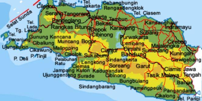 Nama Provinsi Jawa Barat Diganti Jadi Pasundan?