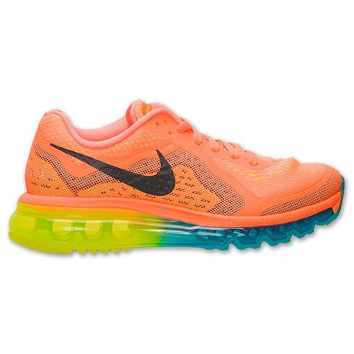 Women\\\\u0026#39;s Nike Air Max 2014 (Atomic Orange/ Fashion Nike Flyknit  Air Max Cheap sale ...