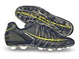 Nivia Premier Cleats Football Shoes Men's 5 UK (Black/Yellow)Nivia494% Sales Rank in Sports Fitness & Outdoors: 395 (was 2347 yesterday)(3)Buy: Rs. 699.00 Rs. 611.006 used & new from Rs. 610.00 (Visit the Movers & Shakers in Sports Fitness & Outdoors list for authoritative information on this product's current rank.)