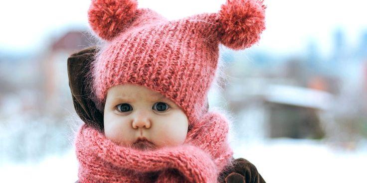 Πως να ντύσω το παιδί μου τις κρύες ημέρες του χειμώνα