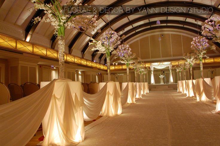 Elegant Drapery At Indoor Ceremony: 10 Best JW Marriott Of Chicago Images On Pinterest