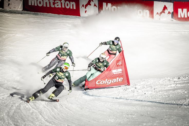 Skicross Europacup  https://www.youtube.com/watch?v=LII7mwJKBw8  #silvrettamontafon #weltcupmontafon