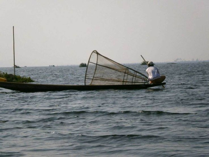 The beauty of Inle Lake
