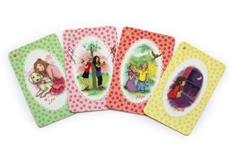 Limited edition series 3 four leaf clover shiny cards