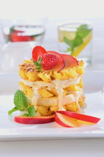 klik #resep Roti Nanas Siram Keju : http://resepkita.com/detailResep.asp?recId=533