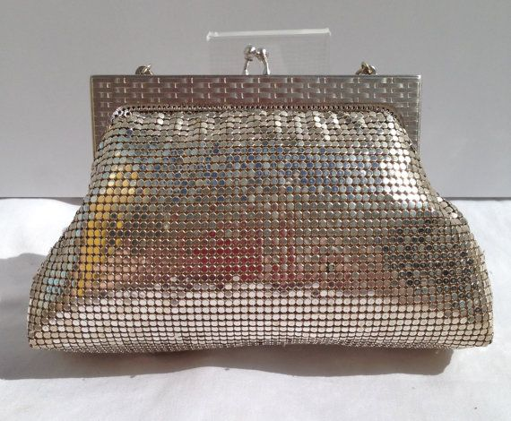 Vintage 1960s Whiting & Davis silver by Justwhatawomanneeds, $75.00