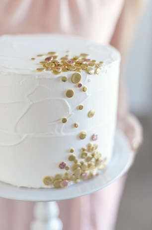 lovely simple cake