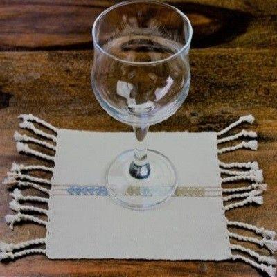 Wayil Sol Color 2 Glassunderlag | Eksklusive Klær, Smykker, Vesker og Interiør Design