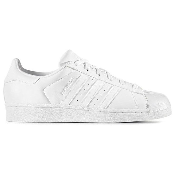 adidas Superstar Glossy Toe W Women Originals Trainers Ladies Shoes White  BB0683