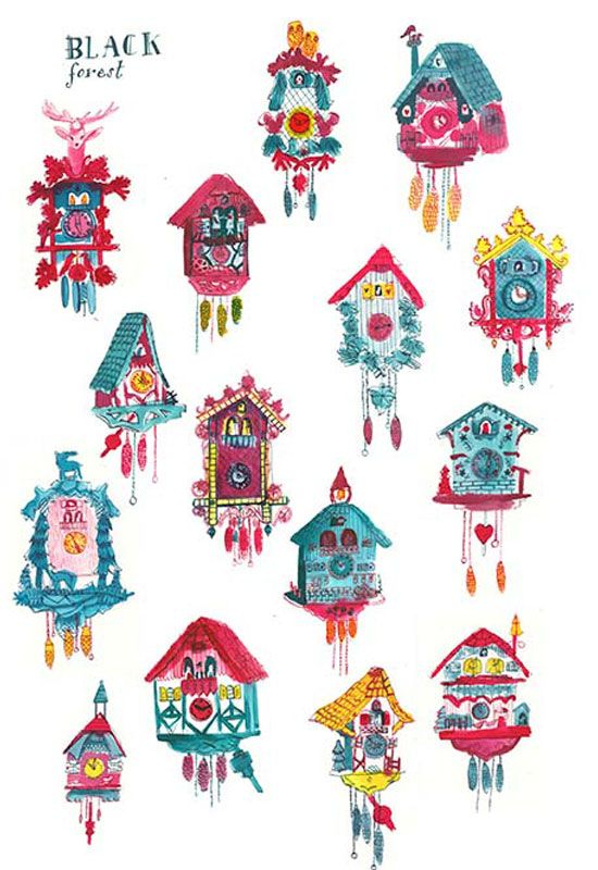 51 Best Coo Coo Clock Images On Pinterest Cuckoo Clocks