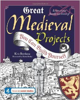 Readers age 9-12 will expand their knowledge of this era beyond knights, fair maidens, and castles as they learn about siege warfare, life in a medieval village, medieval clothing, markets and fairs, the Plague, medieval medicine, and the Crusades.