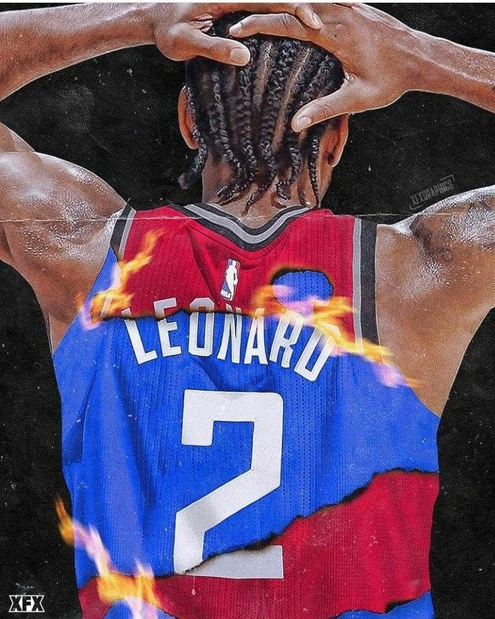 Kawhi Leonard Nba Basketball Basketball Players Nba Nba Nba Basketball Art