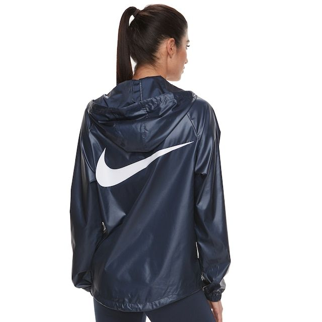 Women S Nike Swoosh Packable Windbreaker Jacket Windbreaker Nike Women Windbreaker Jacket