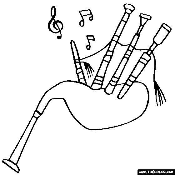 23 best castanets images on pinterest instruments for Bong coloring pages